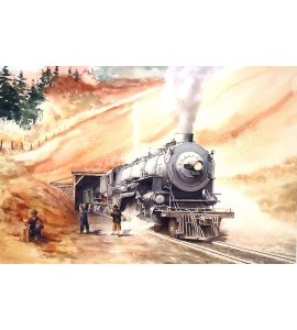 Last Great American Train Robbery