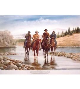 Two for Hanging (Washington State Sheriffs)